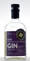 Black Button Lilac Gin
