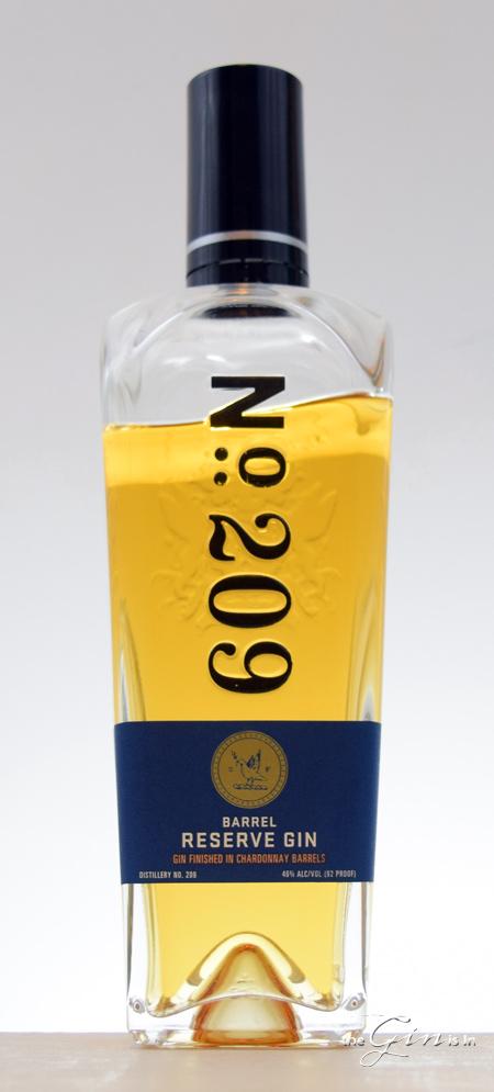 No. 209 Chardonnay Barrel Gin