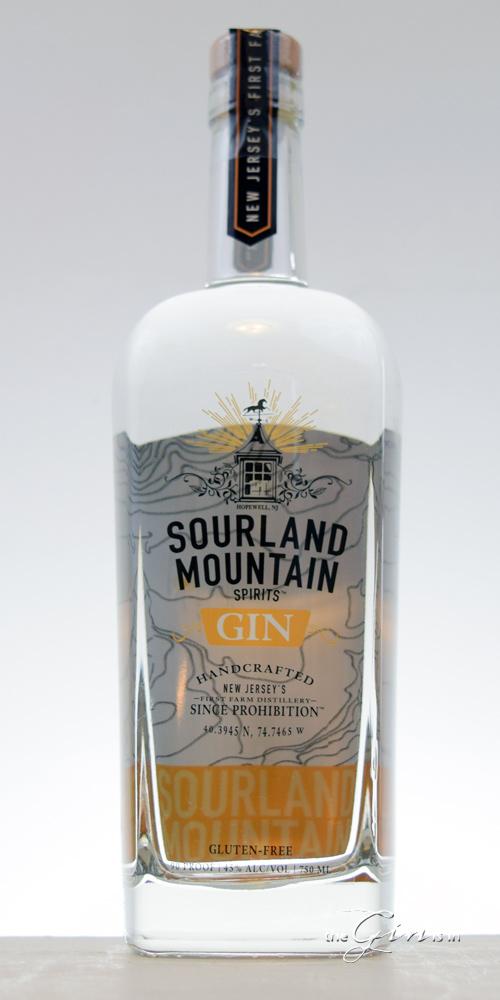 Sourland Mountain Spirits Gin