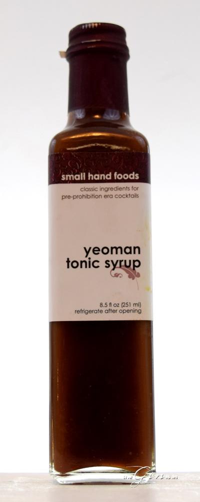 Yeoman Tonic Syrup