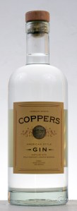 Coppers Gin