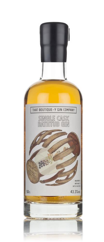 Tobermory Heavily Peated Oloroso Cask Bathtub Gin