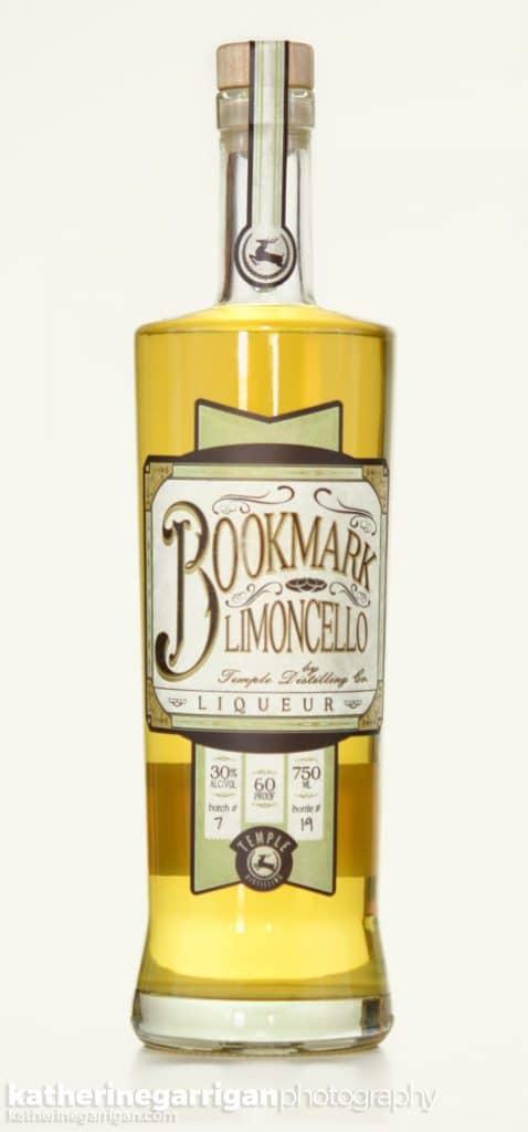 Bookmark Limoncello Liqueur