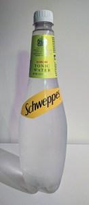 Schweppes Slimline Tonic Water with Lemon Zest
