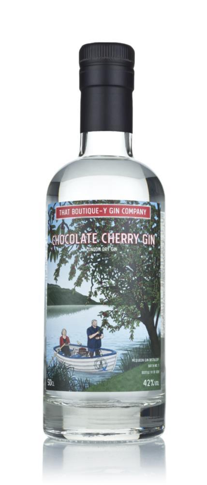 Chocolate Cherry Gin