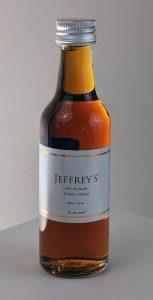 Jeffrey's Not so Plain Tonic Syrup