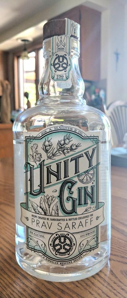 Unity Gin