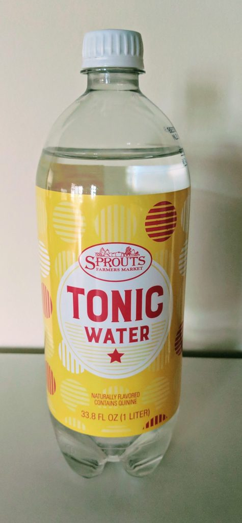 Sprouts Tonic Water