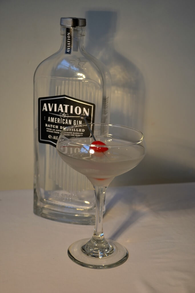 aviationcocktail plus bottle