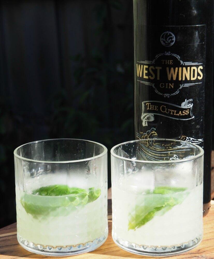 Cutlass Cocktail