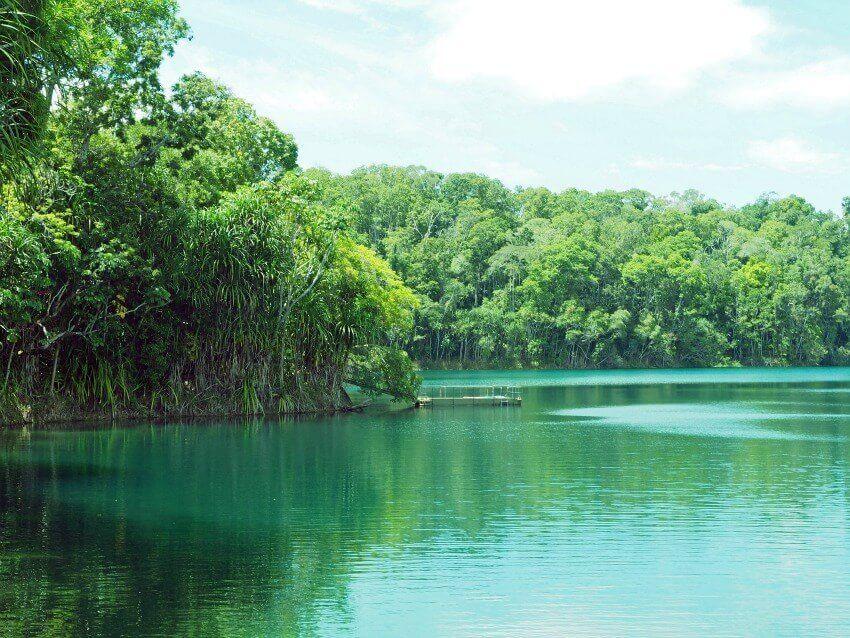 Lake-Barrine
