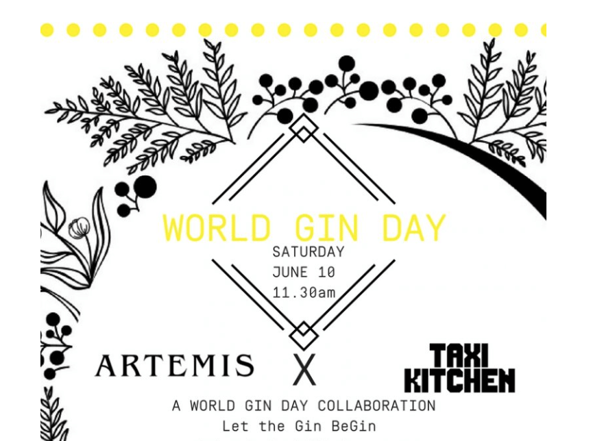 World Gin Day 2017