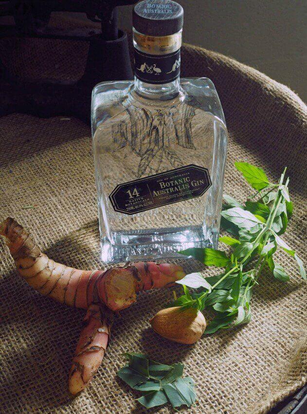 Botanic-Australis-Gin