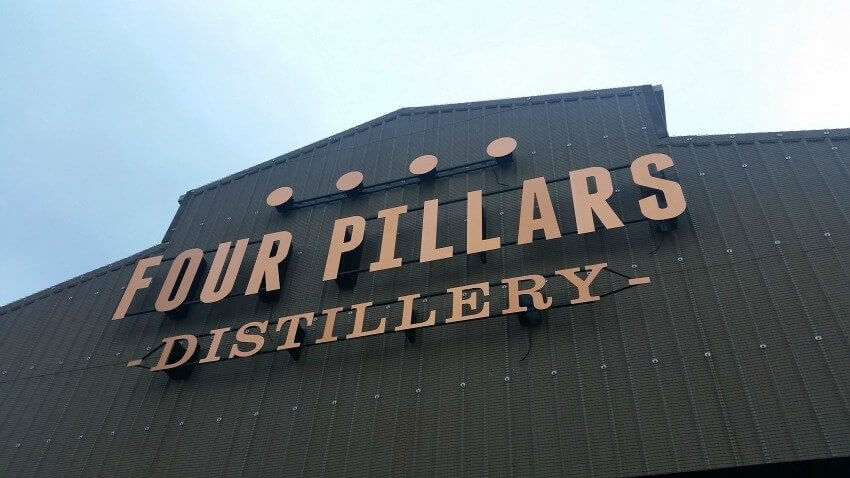 Four-Pillars-Distillery-exterior