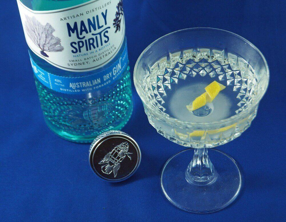 Manly Spirits Gin