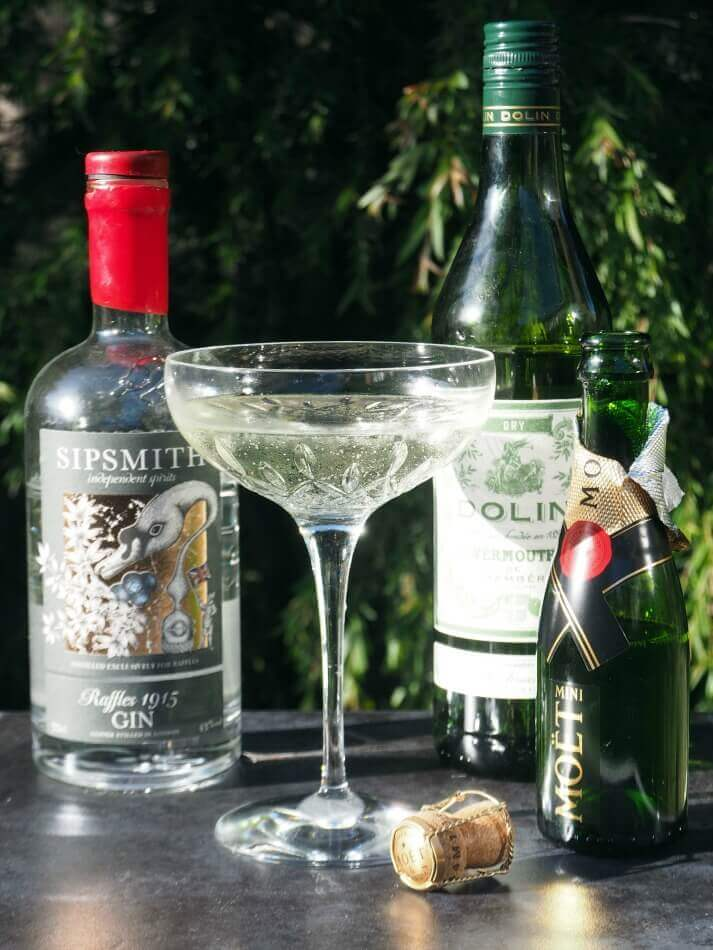 Millionaire's Martini