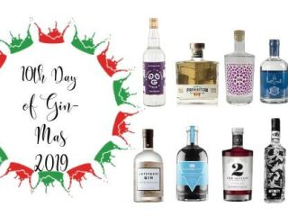 Tenth Day of Gin-MAs 2019