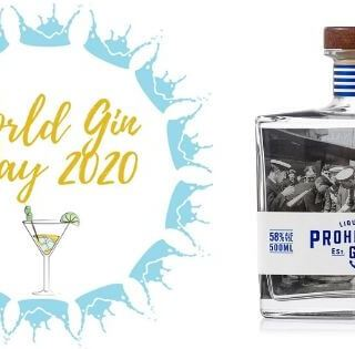World Gin Day Countdown Competition Day 1