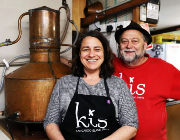 Australian Craft Gin Pioneers