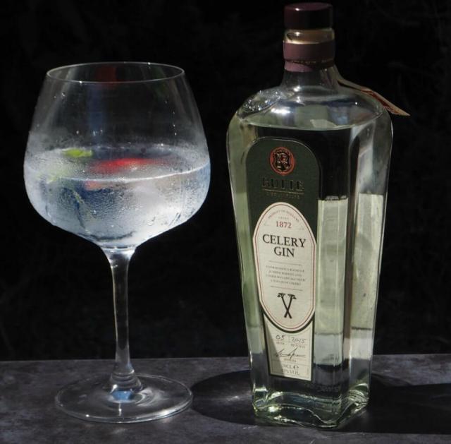 Celery Gin
