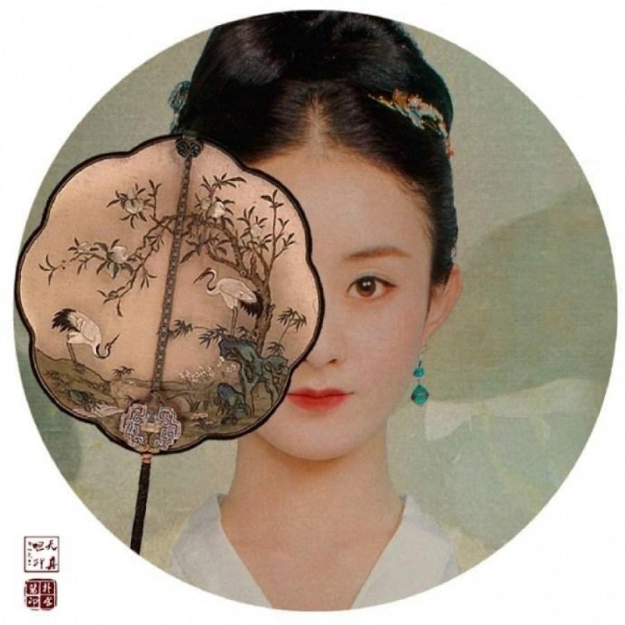 khong phai nu nhi quoc ma la minh lan truyen da ghep doi trieu le dinh