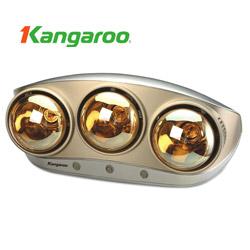 Đèn sưởi nhà tắm Kangaroo KG250 ava