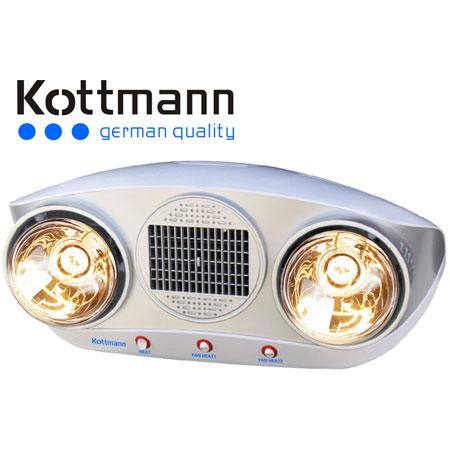 Đèn sưởi nhà tắm Kottman K2B-HW-S ava