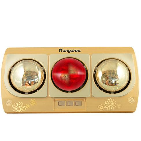 Đèn sưởi nhà tắm Kangaroo KG-252B avata