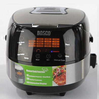 Nồi cơm điện tử 3D Bosco