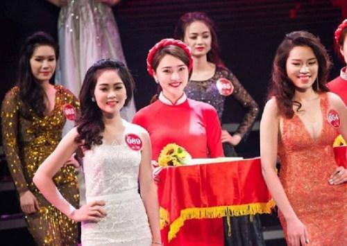 Hot girl PG Nguyễn Thị Ngọc Nữ