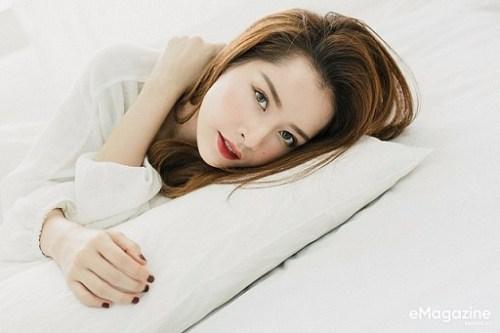 Top những cô gái xinh nhất Việt Nam - Chi Pu
