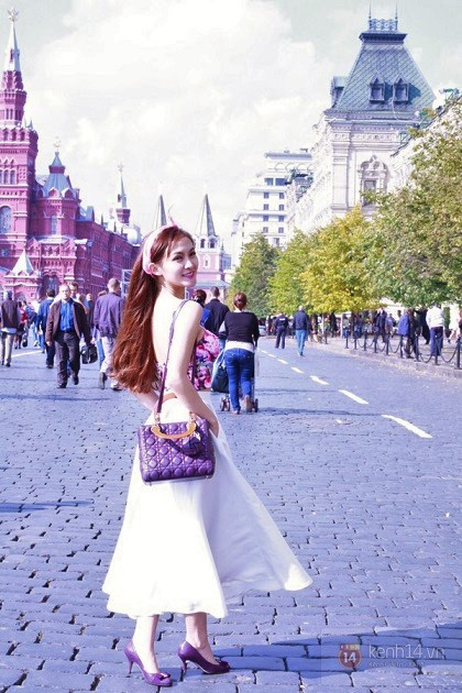 Hot Girl Kelly pictures at Moscow