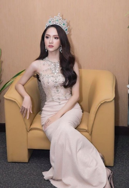 Miss International Queen 2018 Hướng Giang Vietnam Hương Giang