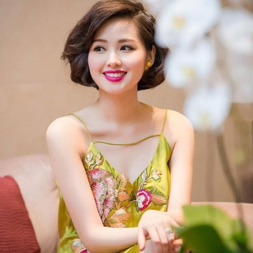 Gai xinh hot girl Tam Tit at HappyLuke Vietnam online casino