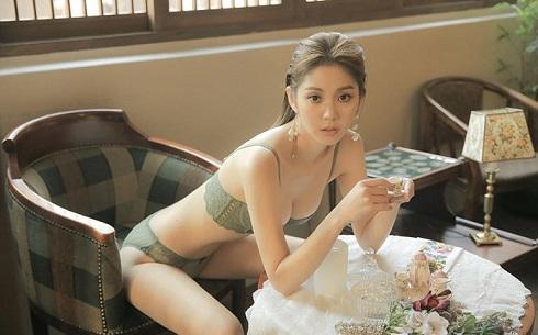 Lee Chae Eun Hàn Quốc hot girl ảnh nóng sexy