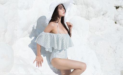 Mu Fei Fei asian hot girl sexy ảnh nóng gái xinh mặc bikini