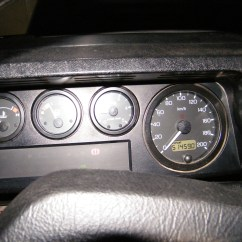 Land Rover Discovery 2 Td5 Wiring Diagram Goodman Air Handler Keeps Running Rev Counter Installation  Tachometer Yae100790
