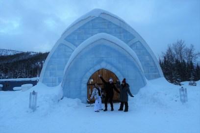 Chena Ice Hotel 6