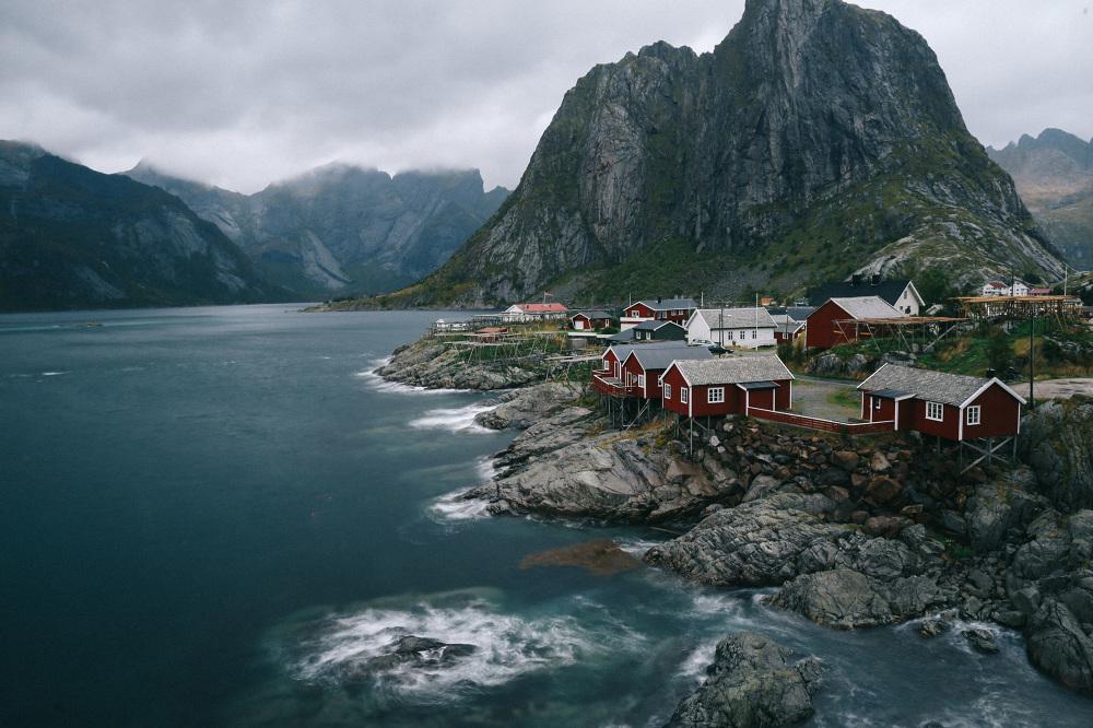- Norway