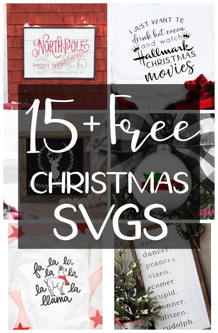 Christmas Svgs : christmas, Christmas, Files, Creative
