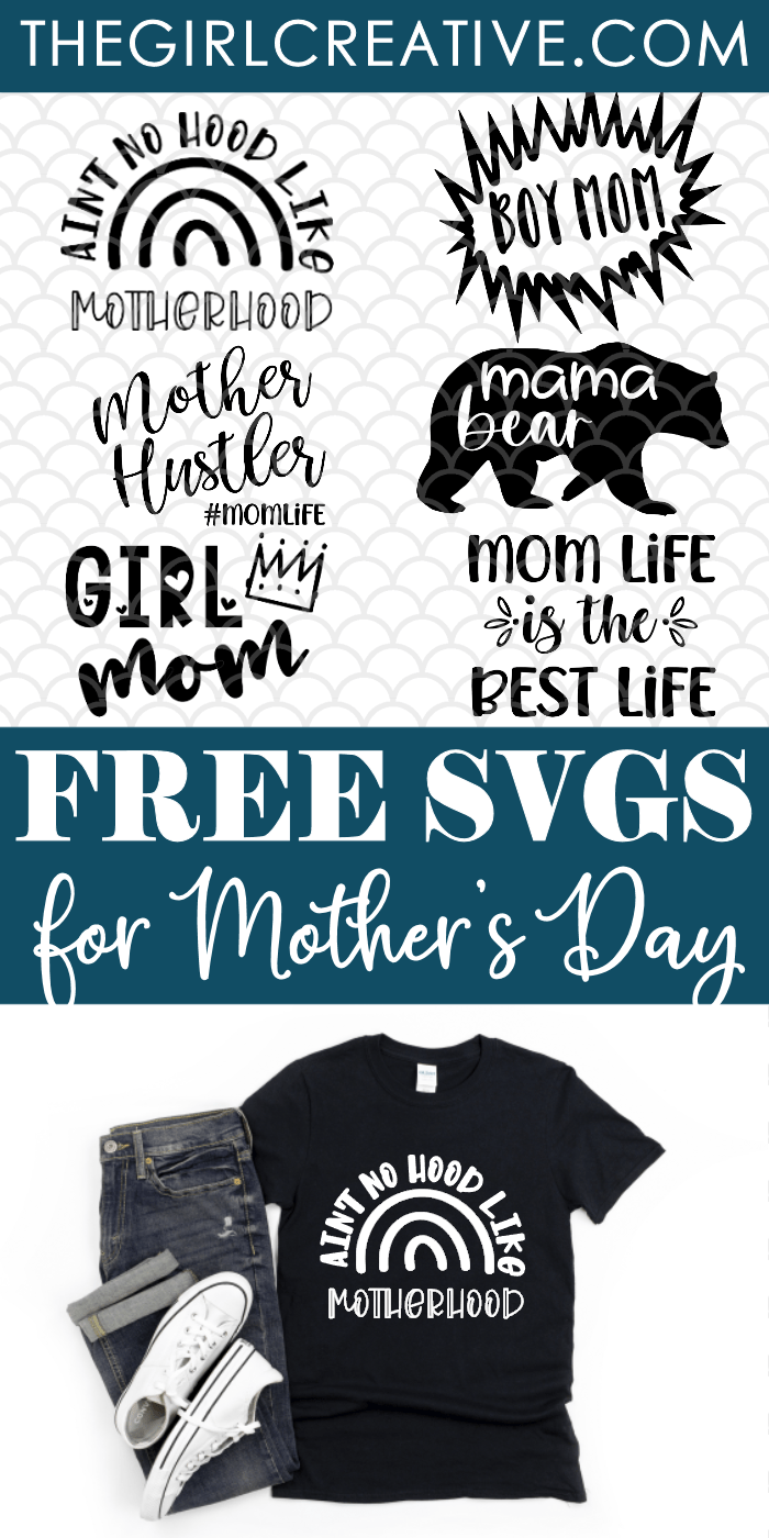 Mother Svg : mother, Mother's, Creative
