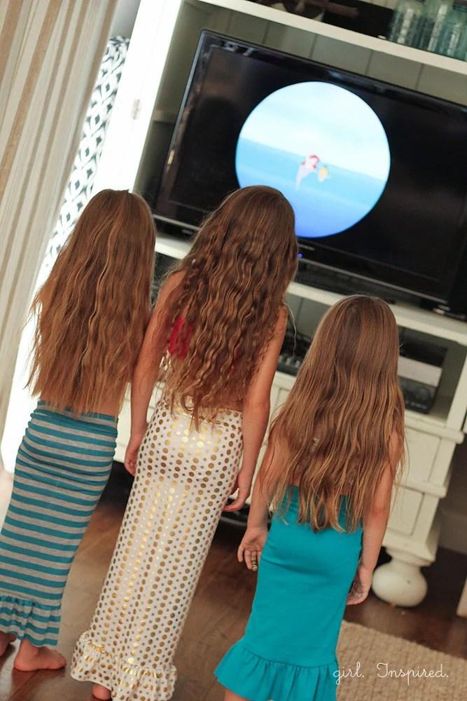 Encouraging young girls through imaginative play