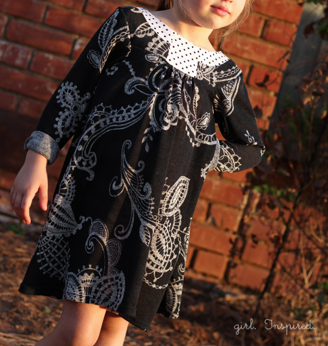 Pristine Swing Dress Pattern Review