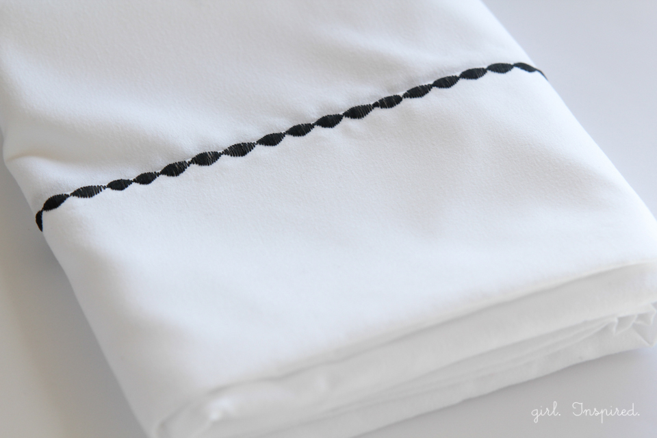 Make Embroidered Pearl Dot Sheets in Minutes!