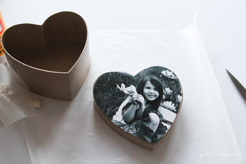 Photo Trinket Box