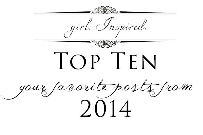Top Ten from 2014