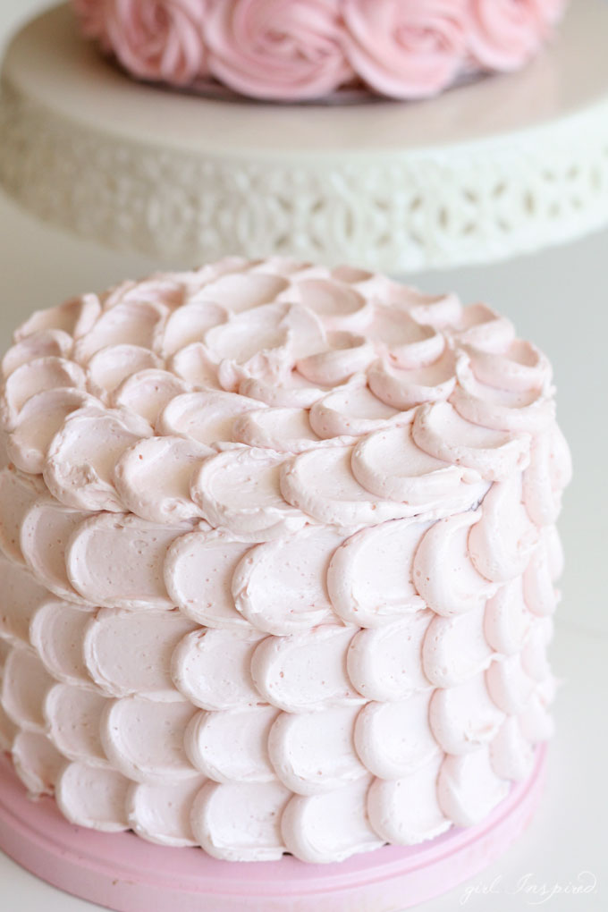 Simple And Stunning Cake Decorating Techniques Girl Inspired