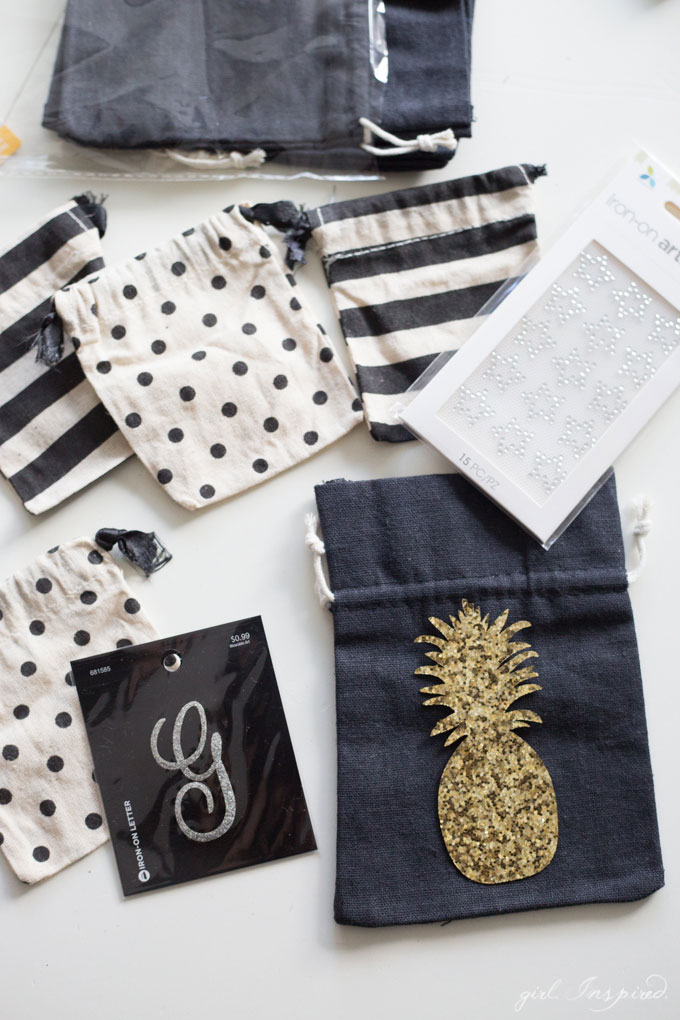 The CUTEST DIY personalized gift bags - the packaging counts, don't you agree?