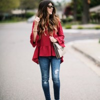 Spring look with Nordstrom