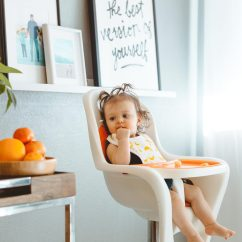 Best High Chair For Babies 2018 Contemporary Red Dining Chairs Top Baby Items Of The Girl In Yellow Dress